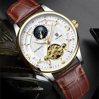 Đồng hồ cơ Tevise t820b giá sỉ