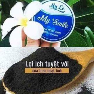 Than Hoạt tính trắng răng my smile giá sỉ