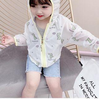 Áo khoác chống tia UV mỏng mát cho bé gái TE2359 giá sỉ