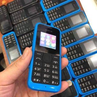Điện Thoại Nokia 105 (2016) 2 Sim Like New Chưa Phụ Kiện giá sỉ
