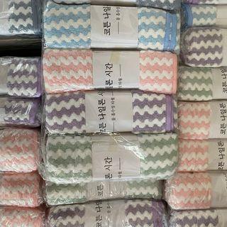 Khăn tắm lông cừu size 35x75 giá sỉ