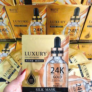 Mặt nạ luxury 24k giá sỉ