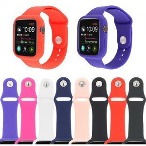 Dây thay thế đồng hồ Silicone Apple Watch giá sỉ