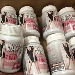 Thuốc Giảm Cân Max Slim 7 Days giá sỉ