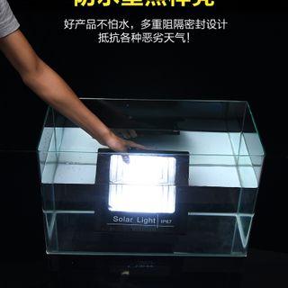 Đèn năng lượng mặt trời 120W giá sỉ