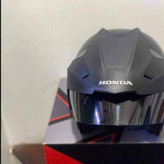 Nón bảo hiểm Honda 3/4 nhập từ Inđô giá sỉ giá sỉ