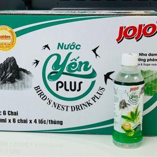 Nước yến Plus JoJo chai 320ml (Lốc 6 chai) giá sỉ