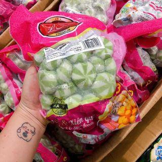 Bánh Bao Nhân Phô Mai Trứng Muối giá sỉ