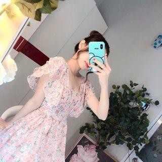 Đầm bông vải lụa giá sỉ