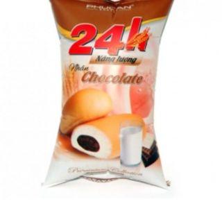 Bánh mì tươi 24h có nhân (vị chocolate, khoai môn, bơ sữa, dâu tây) giá sỉ