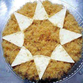 Bánh bông lan chà bông phomai (nhà làm) giá sỉ