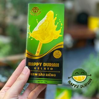 Kem múi sầu riêng Happy Durian Gelato giá sỉ