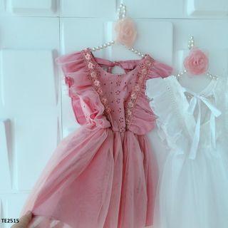Váy công chúa xinh lung linh TE2515 giá sỉ