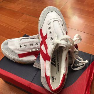 Giày thượng đình bata màu đỏ - KÈM HÌNH THẬT giá sỉ