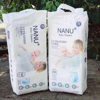 Bỉm quần Nanu Baby giá sỉ