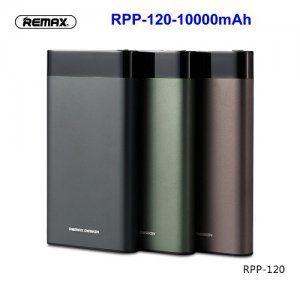 Pin dự phòng 10000mah Remax RPP-120 giá sỉ
