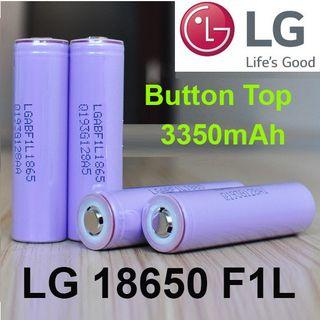 cell LG 18650 F1L 3350mah Cũ giá sỉ