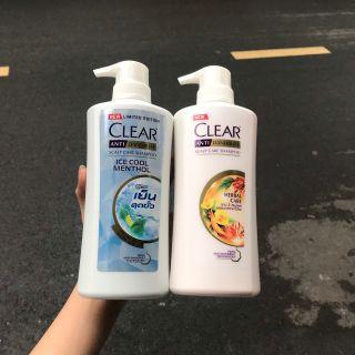 Dầu gội Clear – Thái Lan 480ml CHUẨN THÁI giá sỉ