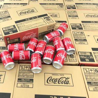 Coca lon Nhật nhí giá sỉ