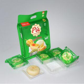 Bánh Pía đậu xanh sầu riêng số 10 Thiên Sa 400g giá sỉ