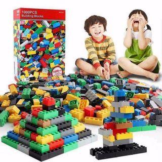 BỘ LEGO LẮP RÁP 1000 CHI TIẾT giá sỉ