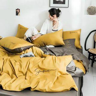 Bộ Chăn Ga Gối Lụa Sumoi 40s giá sỉ