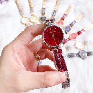 Đồng hồ kim loại nữ SWARO.VSKI giá sỉ