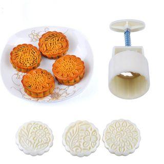 Khuôn Làm Bánh Trung Thu 100g (còn mẫu tròn) giá sỉ