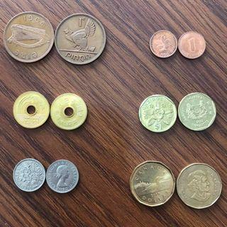 Bộ 6 đồng xu may mắn nhất thế giới giá sỉ