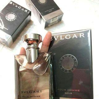 Nước hoa nam tính mang hương trà độc lạ B.V.L Pour Homme Soir 100ml giá sỉ