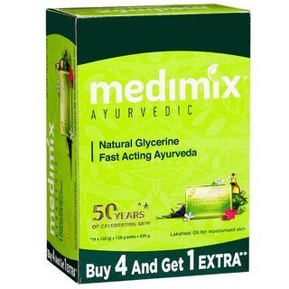Xà phòng Medimix Naturally Glycerin (nội địa Ấn độ) giá sỉ