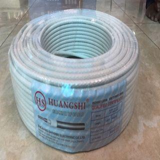 Cuộn dây cáp 5c - GR6 HUANGSHI 100ya giá sỉ