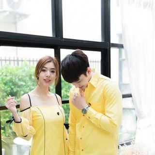 Set Couple Smi + Váy Size nam giá sỉ