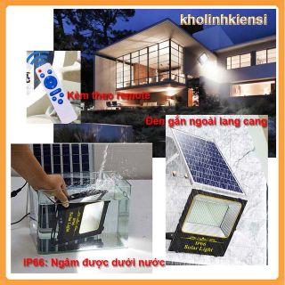 đèn năng lượng mặt trời abs 40w giá sỉ
