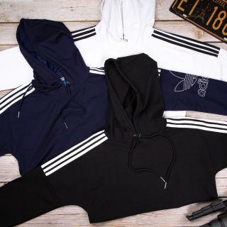 Áo nỉ thể thao nam có mũ hoodies giá sỉ