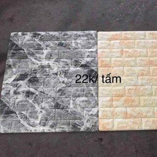 Xốp dán tường hoạ tiết giá sỉ