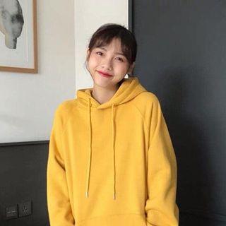 Áo hoodie nỉ trơn giá sỉ
