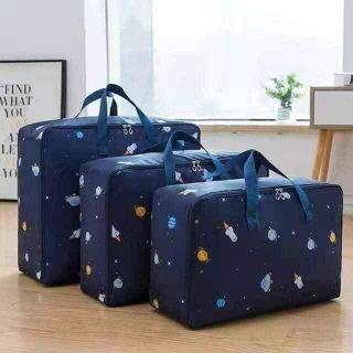Túi đựng chăn màn set 3 túi đựng cả thế giới luôn giá sỉ