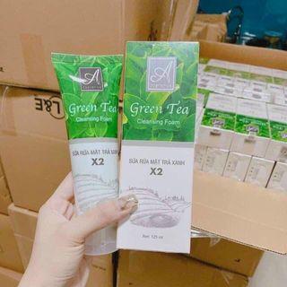 Sữa rửa mặt trà xanh X2 giá sỉ