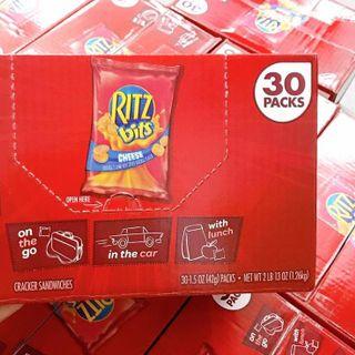 Bánh Ritz Mỹ giá sỉ