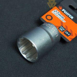 """Đầu Tuýp 1/2"""" 27mm Fujiya AS4-27W giá sỉ"""
