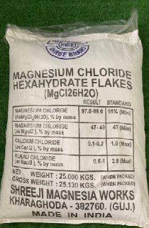 Khoáng MgCl2 nguyên liệu giá sỉ