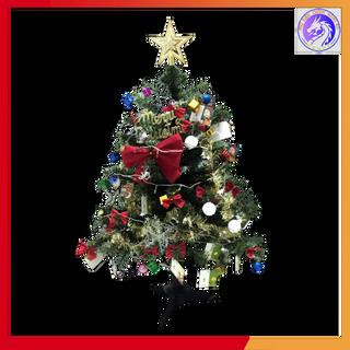 Cây Thông Noel Cao 1m2 Full Phụ Kiện Gía Mềm - Trang Trí Lễ Giáng Sinh giá sỉ