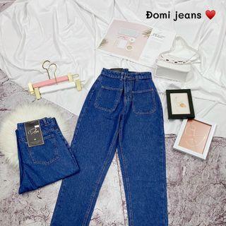 Quần jean baggy nữ túi kiểu trước Ms193,194 Kho chuyên sỉ jean 2KJean giá sỉ
