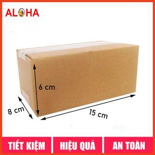 Hộp carton size 15x8x6 giá sỉ