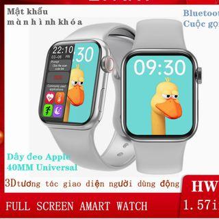 Đồng hồ thông minh HW12 đổi được hình nền hỗ trợ theo dõi sức khỏe giá sỉ