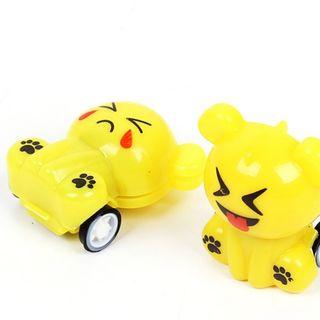 Xe đồ chơi màu vàng giá sỉ