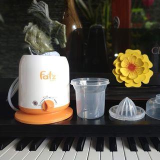 Máy hâm sữa Đà Nẵng - Bảo hành 1 năm - eBaby.vn giá sỉ