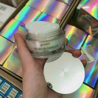 Kem Ốc Sên Trắng Da Goodal Premium Snail Tone Up Cream 30ml Hàn Quốc giá sỉ