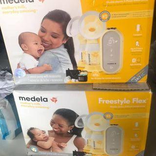 Máy hút sữa Medela Freestyle flex new seal giá sỉ